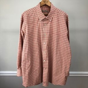 Alan Flusser Shirts - Men's Colorful Button-Down Shirt